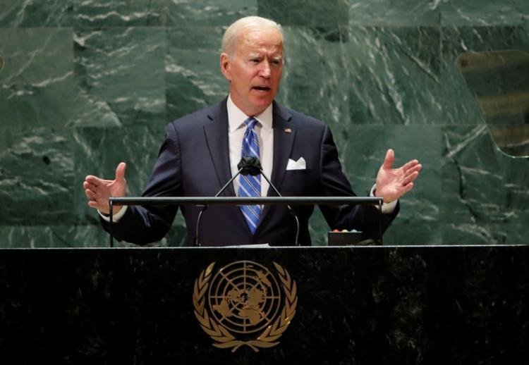 Biden rejeitou a hipótese de que os EUA tenham interesse em mergulhar o mundo em uma nova Guerra Fria | Foto: Reprodução | CNN Brasil - Foto: Reprodução | CNN Brasil