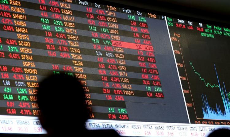 Bolsa de Valores brasileira tem forte queda na sessão desta terça, , puxado pelas ações da Vale e juros nos EUA | Foto: Divulgação - Foto: Divulgação