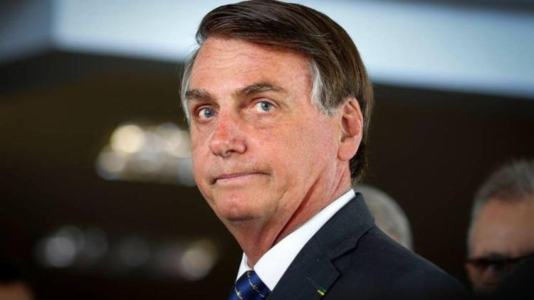 Prestes a completar 1 000 dias de governo, Jair Bolsonaro recebeu a Veja na quinta-feira 23   Foto: Sergio Lima   AFP - Foto: Sergio Lima   AFP