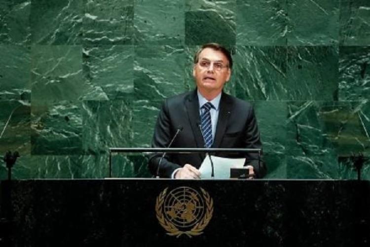 Bolsonaro irá participar da 76ª Assembleia Geral da Organização das Nações Unidas (ONU) | Foto: Alan Santos | PR - Foto: Alan Santos | PR