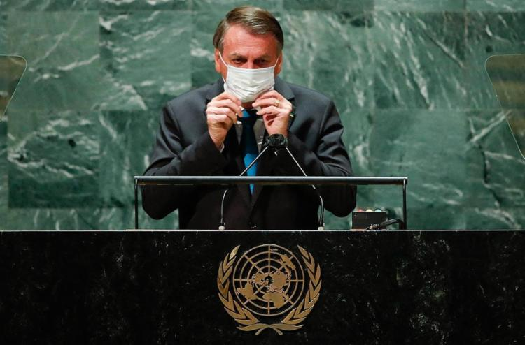 Chefe do executivo foi submetido ao teste após membros de comitiva que foi à ONU terem positivado | Foto: Eduardo Munoz | Ag. A TARDE - Foto: Eduardo Munoz | Ag. A TARDE