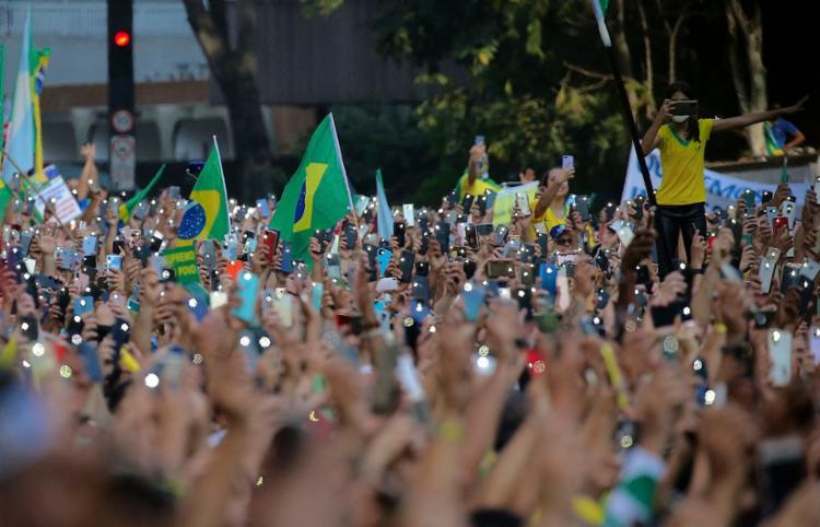 No Brasil, uma nova linhagem de mutação foi achada a cada 278 amostras   Foto: Paulo Lopes   AFP - Foto: Paulo Lopes   AFP