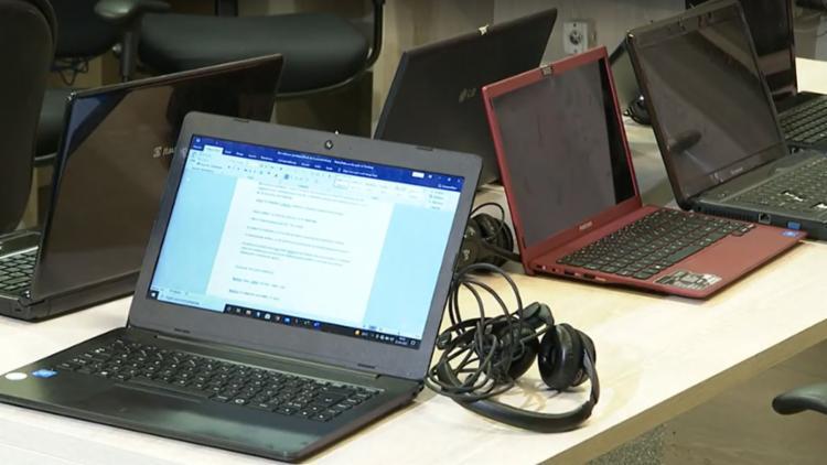 Dados de clientes de bancos eram separados por estados | Foto: Reprodução/ Tv Globo - Foto: Reprodução/ Tv Globo