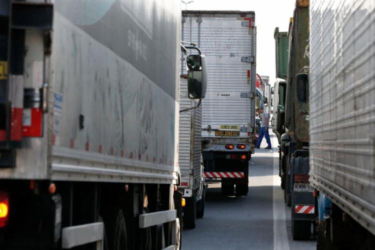 Ao menos nove estados registraram interdições de vias   Foto: Ag. Brasil - Foto: Ag. Brasil