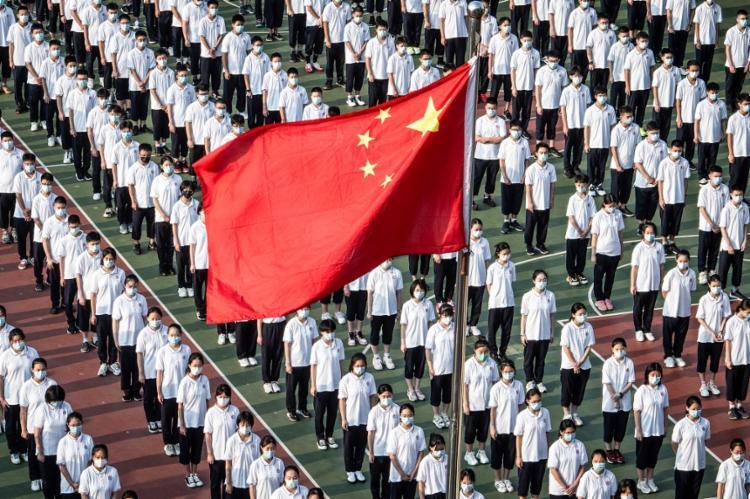 Pequim tenta ajustar um setor marcado nos últimos meses por vários escândalos | Foto: STR | AFP - Foto: STR | AFP
