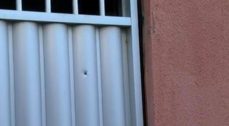 Vítima voltava do trabalho quando o tiroteio começou | Reprodução | TV Bahia - Foto: Reprodução | TV Bahia