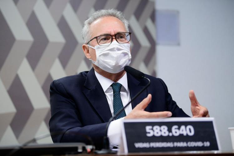 Pedido de indiciamento fará parte do relatório do senador na CPI da Covid-19 | Foto: Pedro França | Agência Senado - Foto: Pedro França | Agência Senado