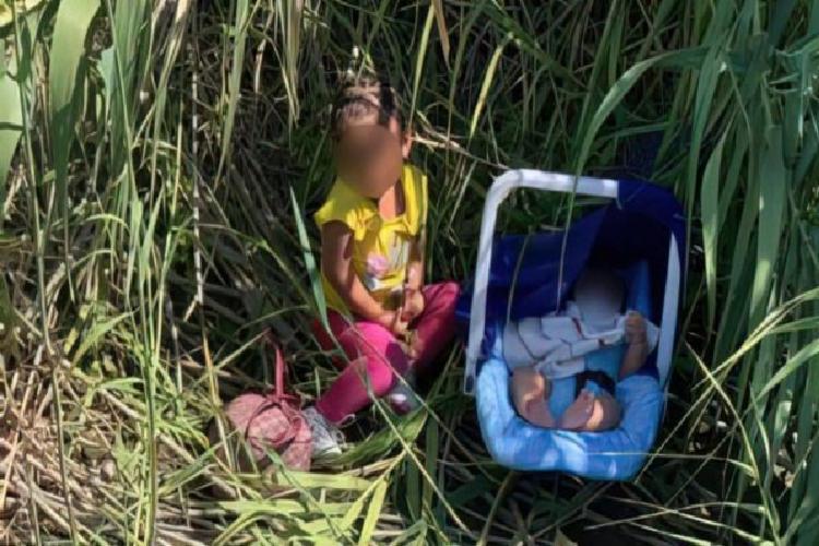 Menores foram encontrados na terça-feira, 14, mas só agora houve a divulgação | Foto: Reprodução | CBP | Fox News - Foto: Reprodução | CBP | Fox News