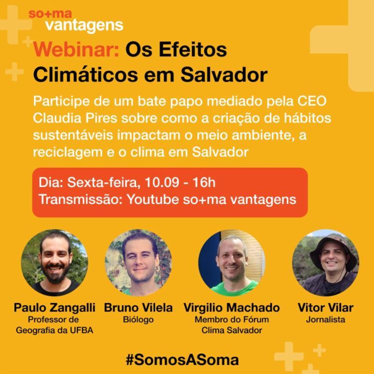 O debate acontecerá no Youtube nesta sexta-feira, 10, às 16h - Foto: Divulgação