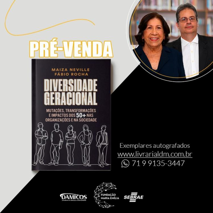 Maiza Neville e Fábio Rocha abordam vários aspectos em obra | Foto: Divulgação - Foto: Divulgação