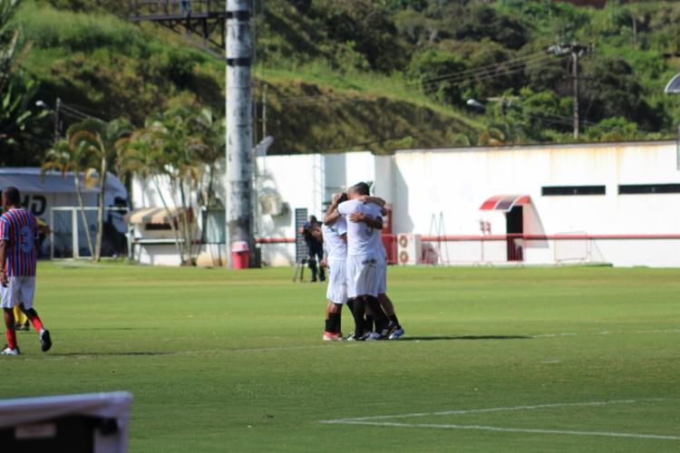 Gols dos jogo foram marcados por Nadson e Allan Delon | Foto: Divulgação | EC Vitória - Foto: Divulgação | EC Vitória