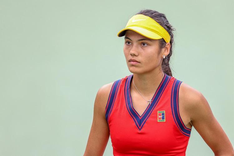 A tenista de 18 anos é a mais jovem vencedora de Grand Slam   Foto: Elsa   Getty Images   AFP - Foto: Elsa   Getty Images   AFP