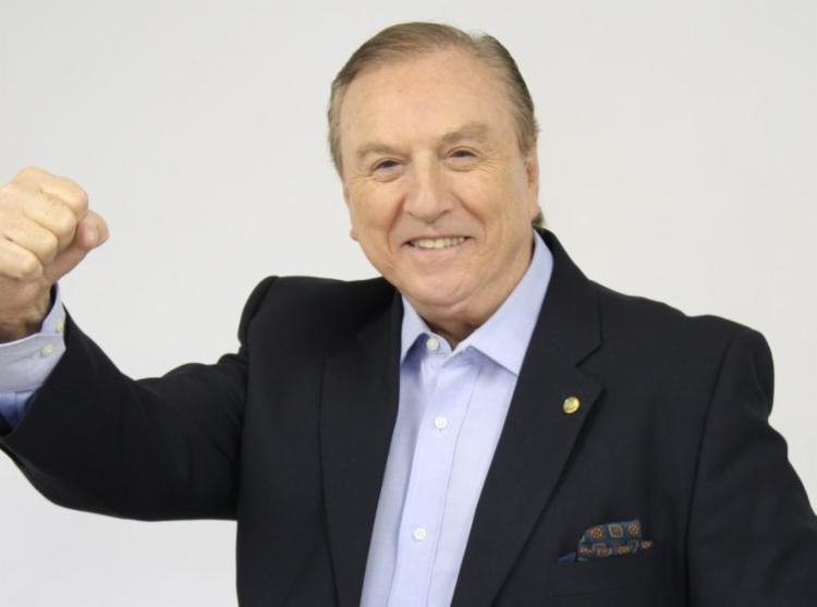 Político do Democracia Cristã foi candidato a presidente em 5 eleições | Foto: Reprodução | Facebook - Foto: Reprodução | Facebook