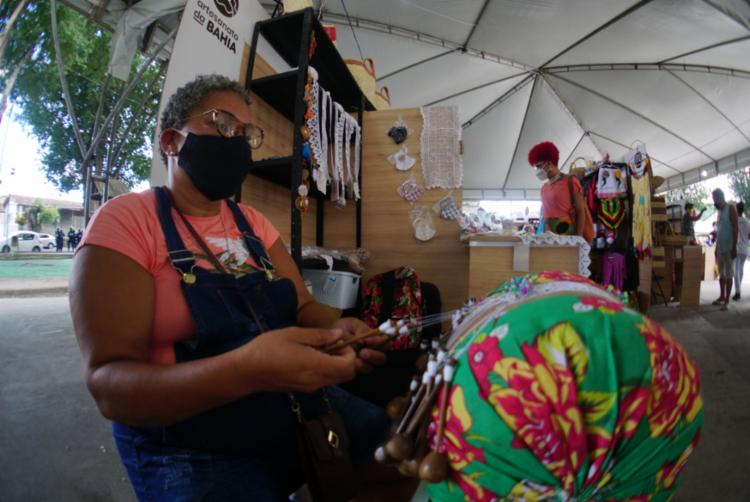 Feiras regionais movimentam economia e geram renda para artesãos | Foto: Yago Matheus | Ascom Setre