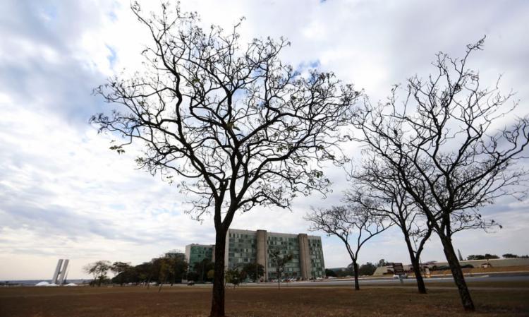 Frente fria avança na Região Sul e pode haver chuva forte   Foto: Marcelo Camargo   Agência Brasil - Foto: Marcelo Camargo   Agência Brasil