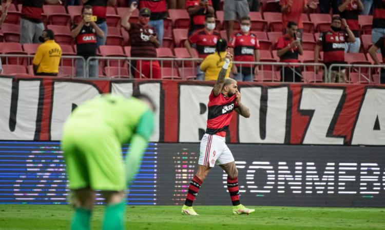 Ação envolve 17 times, que cogitam pedir à CBF o adiamento de rodada | Foto: Alexandre Vidal | Flamengo - Foto: Alexandre Vidal | Flamengo