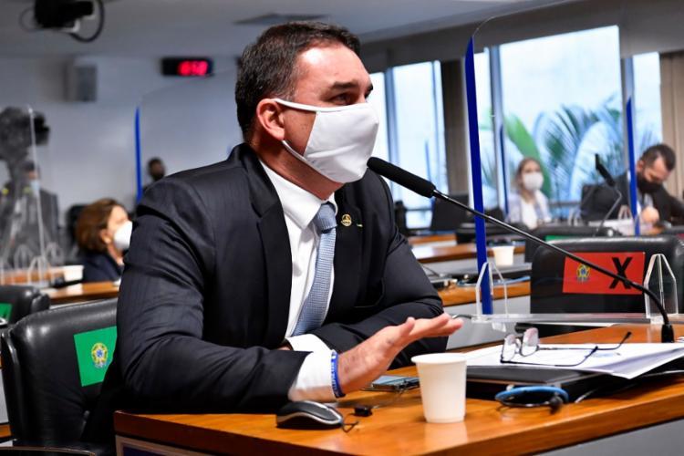 A defesa do senador alega que ele teve os dados acessados ilegalmente | Foto: Waldemir Barreto | Agência Senado - Foto: Waldemir Barreto | Agência Senado