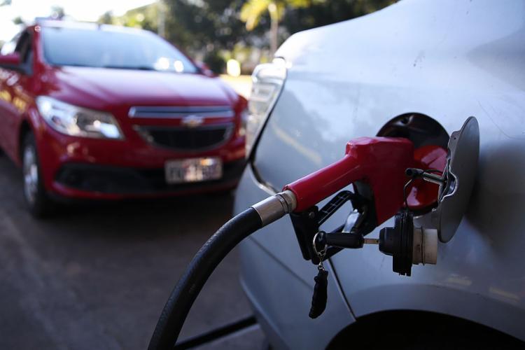 Em carta, 20 governadores afirmaram que aumento na gasolina é um 'problema nacional' e não tem relação com ICMS | Foto: José Cruz | Agência Brasil | 30.5.2019 - Foto: José Cruz | Agência Brasil | 30.5.2019