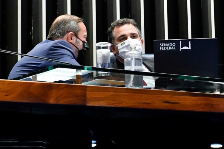 Reunião será realizada com o presidente do Senado, Rodrigo Pacheco | Foto: Waldemir Barreto | Agência Senado - Foto: Waldemir Barreto | Agência Senado