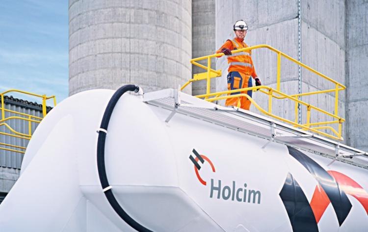 Aquisição inclui cinco fábricas de cimento, quatro estações de trituração, seis centros especializados em grânulos e 19 centros de concreto - Foto: Rüdiger Nehmzow   Divulgação   LafargeHolcim Ltd.