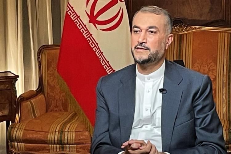 Anúncio foi feito pelo chanceler Hossein Amir-Abdollahian | Foto: Reprodução | NBC News - Foto: Reprodução | NBC News