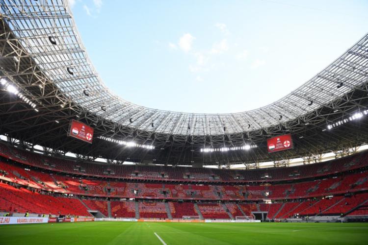 A multa imposta à federação húngara é de 200 mil francos suíços (cerca de 183 mil euros e 215 mil dólares) | Foto: Reprodução | Fifa - Foto: Reprodução | Fifa