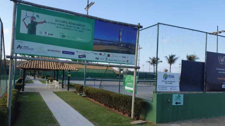 Evento acontece de 13 a 18 de setembro no Costa Verde Tennis Clube | Divulgação - Foto: Divulgação