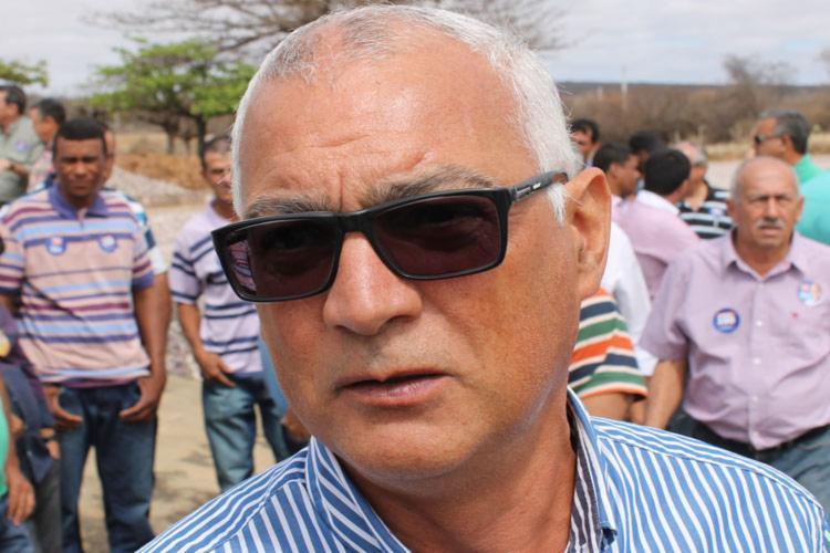 O prefeito Antônio Carlos Freire de Abreu foi punido por atraso no recolhimento de contribuições previdenciárias. - Foto: Achei Sudoeste/Lay Amorim