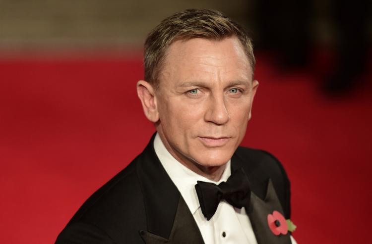 O longa-metragem deve representar a despedida do ator Daniel Craig, de 53 anos, como o agente 007 | Foto: Leon Neal | AFP - Foto: Leon Neal | AFP