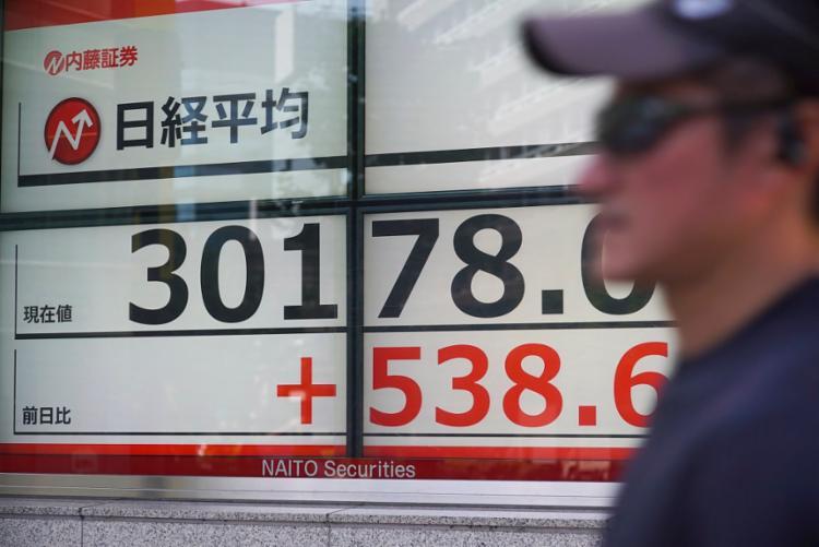 O Japão foi menos atingido do que muitos outros países em grande parte da pandemia da covid-19 - Foto: Kazuhiro Nogi   AFP