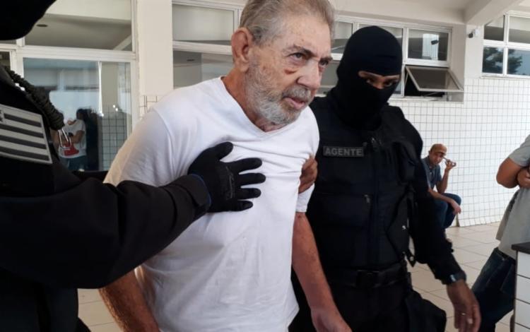 MP de Goiás recomendou a manutenção do regime fechado pela integridade das vítimas   Foto: Reprodução/ TV Anhanguera - Foto: Reprodução/ TV Anhanguera