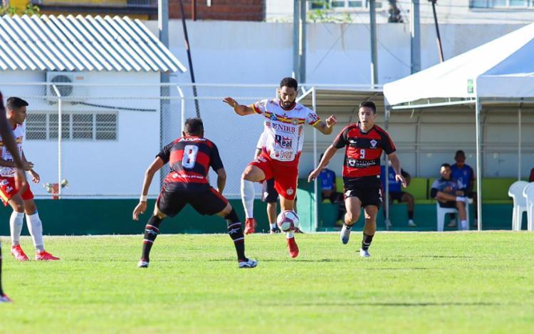 Cancão perdeu apenas um jogo em todo o torneio nacional   Foto: Divulgação   Juazeirense - Foto: Divulgação   Juazeirense