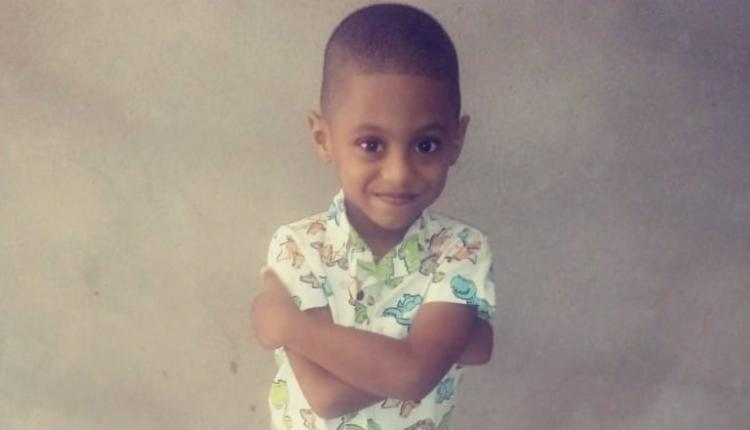 O menino de seis anos mora em Feira de Santana e tem uma anomalia congênita   Foto: Arquivo Pessoal - Foto: Arquivo Pessoal