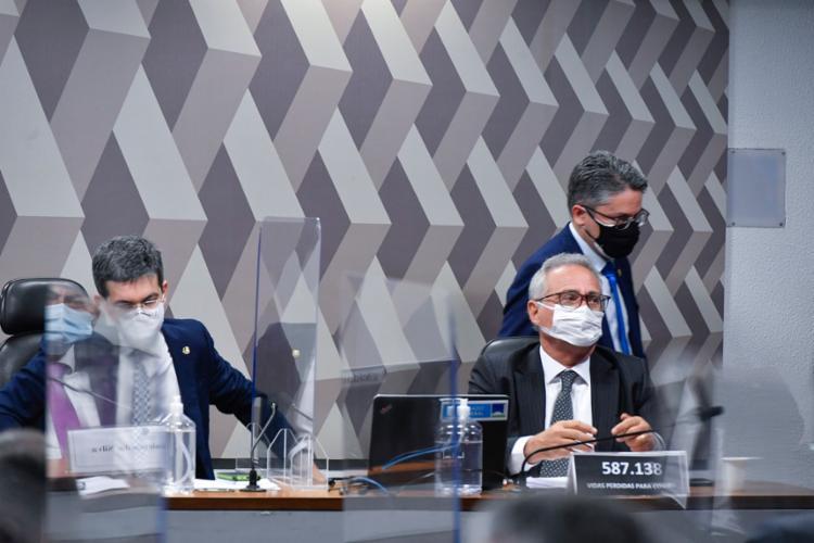 Parecer dos juristas irá ajudar a embasar o relatório de Renan Calheiros   Foto: Leopoldo Silva   Agência Senado - Foto: Leopoldo Silva   Agência Senado