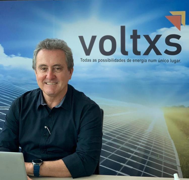 Luiz Carlos Alves Lima, engenheiro eletricista e sócio-diretor da VOLTXS | Foto: Divulgação - Foto: Divulgação