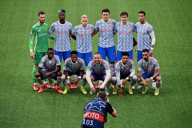 O United lidera o Campeonato Inglês com três vitórias em quatro jogos | Foto: Fabrice Coffrini | AFP - Foto: Fabrice Coffrini | AFP