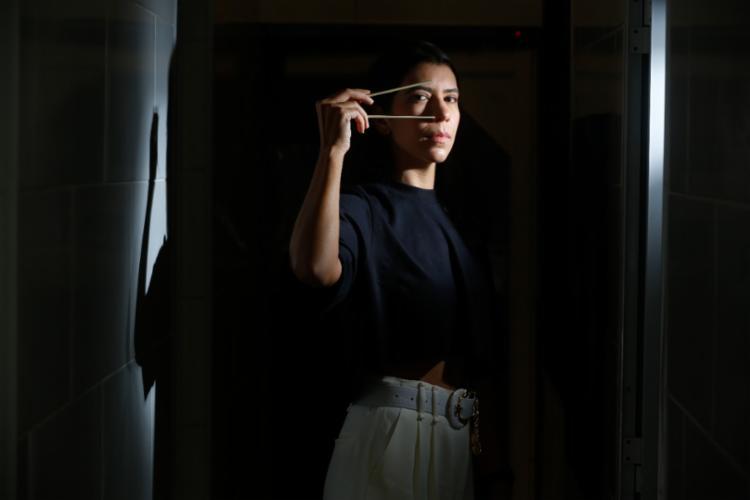 Maria Carvalho, proprietária do restaurante japonês Nozu também tem que lidar com a alta dos custos | Foto: Rafael Martins/ Ag: A TARDE - Foto: Rafael Martins/ Ag: A TARDE