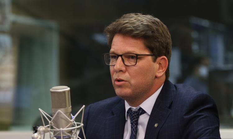 Mário Frias, de 49 anos, se tornou secretário de governo em junho de 2020 | Foto: Marcello Casal Jr. | Agência Brasil - Foto: Marcello Casal Jr. | Agência Brasil