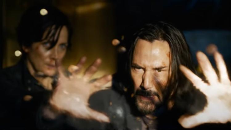 Keanu Reeves e Carrie-Anne Moss revivem Neo e Trinity em novo trailer | Foto: Divulgação | Warner - Foto: Divulgação | Warner