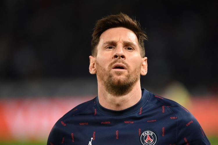 Messi já ficou de fora do jogo fora de casa de quarta-feira diante do Metz   Foto: Alain Jocard   AFP - Foto: Alain Jocard   AFP