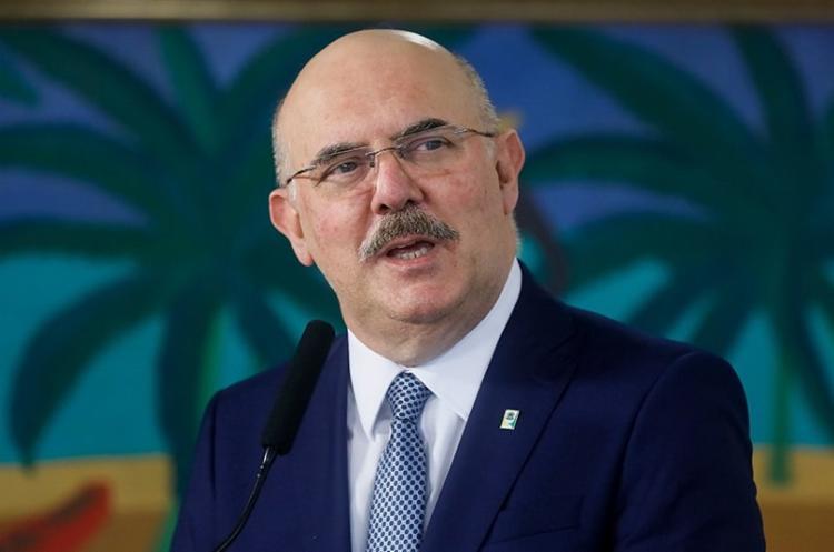 Ministro da Educação também afirmou que universidades devem ser para poucos   Foto: Isac Nóbrega   PR - Foto: Isac Nóbrega   PR