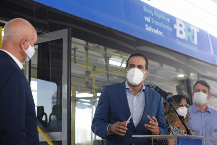 O anúncio contou com a participação do embaixador do Reino Unido no Brasil, Peter Wilson | Foto: Divulgação - Foto: Divulgação