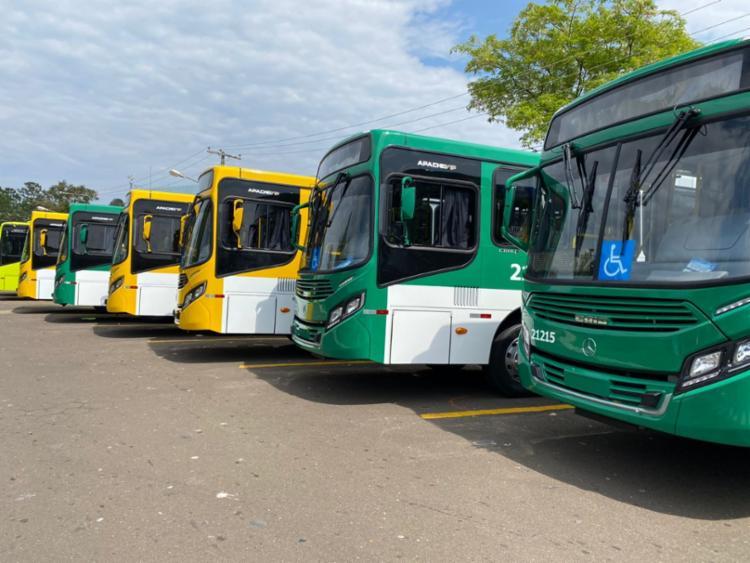 Veículos começam a ser entregues ainda este mês de setembro | Foto: Divulgação - Foto: Divulgação