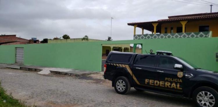 Mandados são cumpridos em sequência da Operação Palha Grande, que visa desarticular esquema de fraudes no INSS - Foto: Divulgação/PF