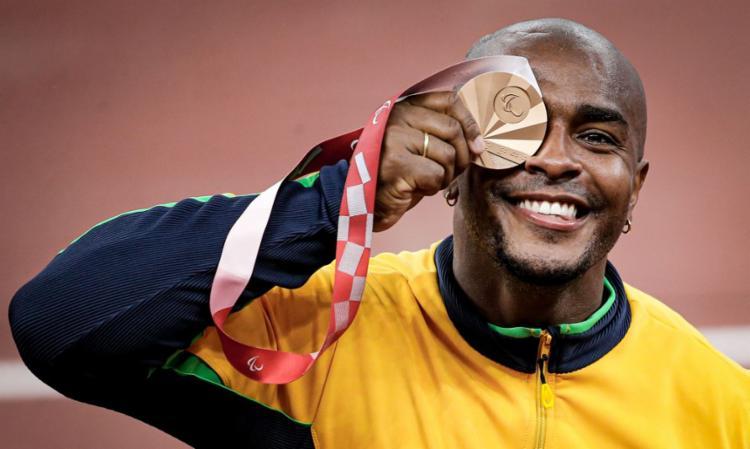 O carioca já havia alcançado medalha no lançamento de peso   Foto: Wander Roberto   CPB   Direitos Reservados - Foto: Wander Roberto   CPB   Direitos Reservados
