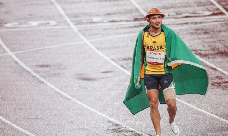O corredor paraibano pode assumir o lugar de Daniel Dias | Foto: Takuma Matsushita | CBP | Direitos Reservados - Foto: Takuma Matsushita | CBP | Direitos Reservados