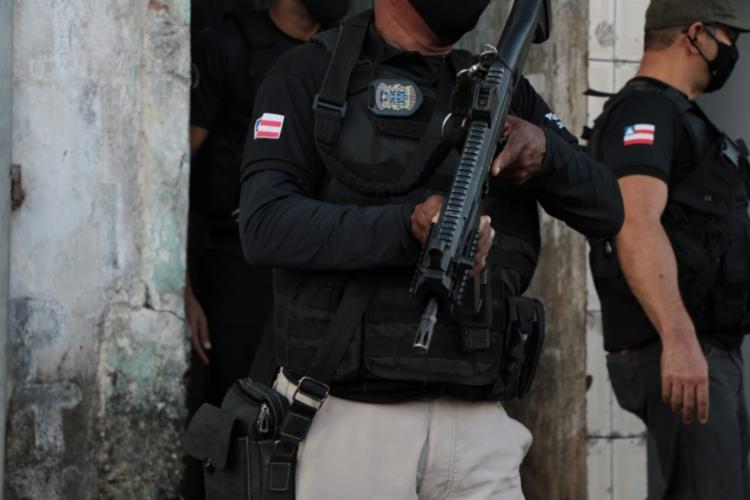 Homem fazia parte de uma organização criminosa | Ascom | Polícia Civil - Foto: Ascom | Polícia Civil