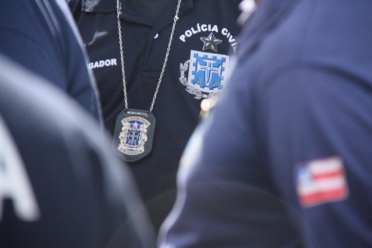 Suspeito possui mandados em aberto pela Justiça da Bahia e de Sergipe | Divulgação | SSP-BA - Foto: Divulgação | SSP-BA