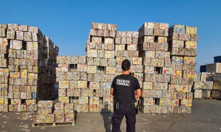 São cumpridos 55 mandados de busca em ação contra sonegação fiscal   Foto: Receita Federal - Foto: Receita Federal