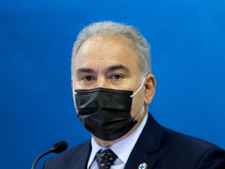 O ministro informou que manterá a recomendação para suspensão da vacinação do público por uma questão de logística | Foto: Wilson Dias | Agência Brasil - Foto: Wilson Dias | Agência Brasil